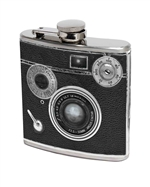 1920s Camera Flask (set of 2)