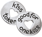 Kiss Tokens (bulk of 25 tokens)