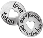Love Token (bulk of 25 tokens)