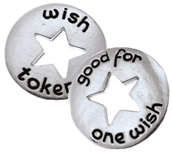 Wish Token (bulk of 25 tokens)