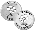 Thank You Token (bulk of 25 tokens)