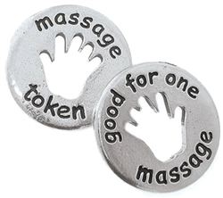 Massage Token (bulk of 25 Tokens)