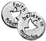 Faith Token (bulk of 25 tokens)