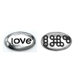 Love Braille Word Pebble (bulk of 25)