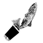 Fish Wine Stopper <br> (set of 2)